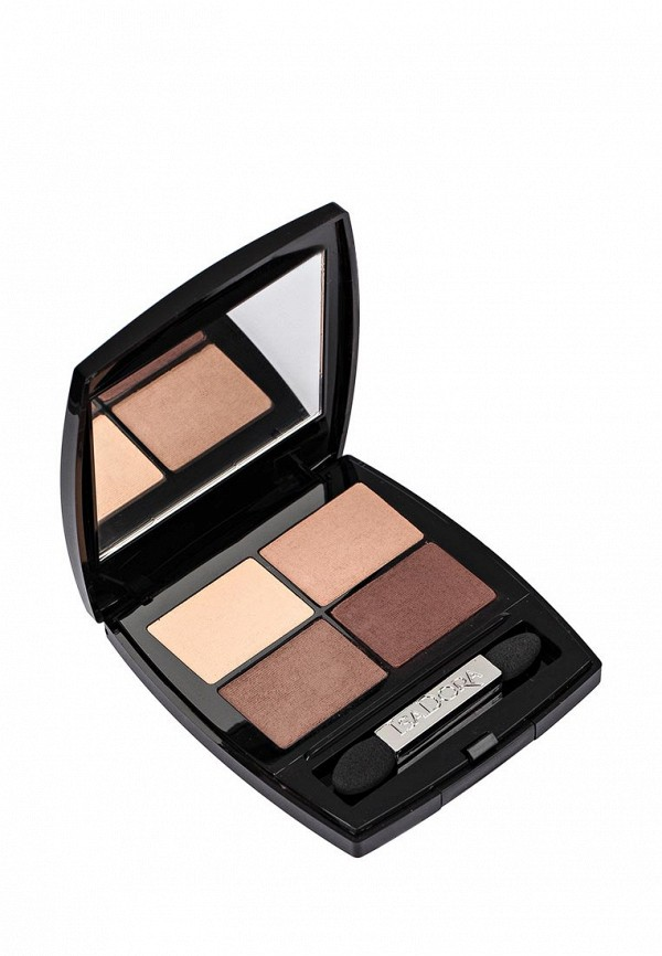Тени Isadora для век Eye Shadow Quartet 44, 5 г isadora для век eye shadow quartet 44 5 г