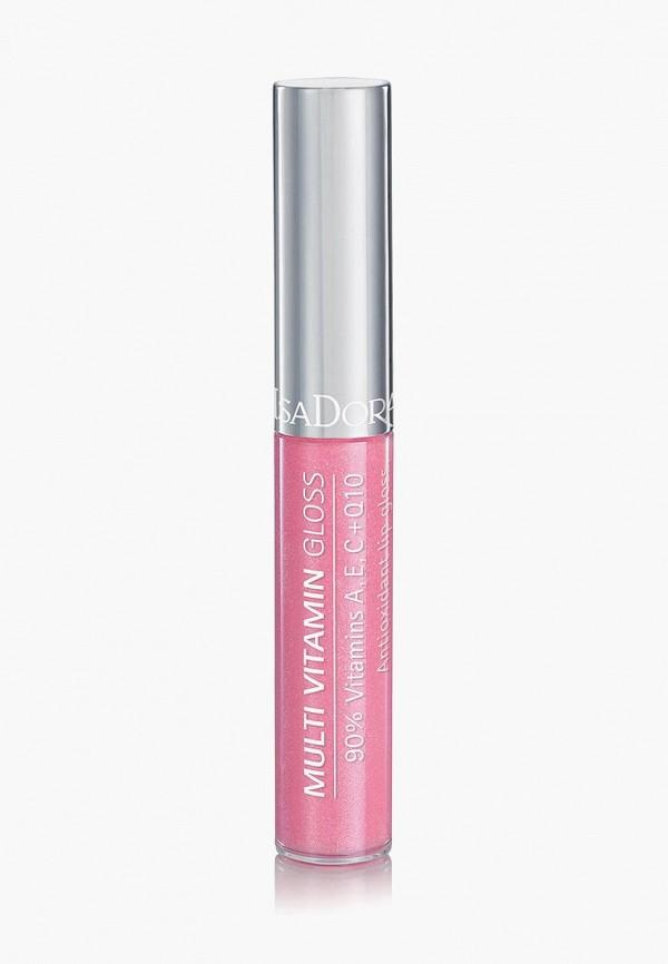 Блеск для губ Isadora Isadora IS006LWMSW52 тушь для ресниц isadora hypo allergenic mascara 02