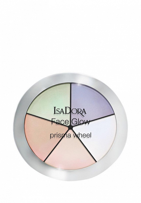 Палетка для лица Isadora Isadora IS007LWXYO50 тушь для ресниц isadora isadora is006lwmsv31
