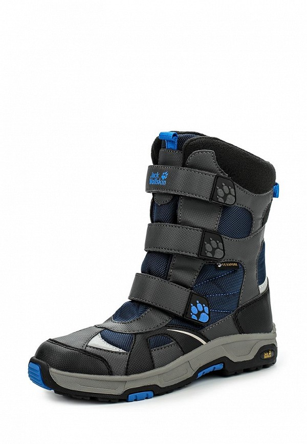Ботинки для мальчиков Jack Wolfskin 4011943-1033