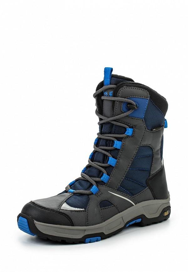 Ботинки для мальчиков Jack Wolfskin 4012042-1010
