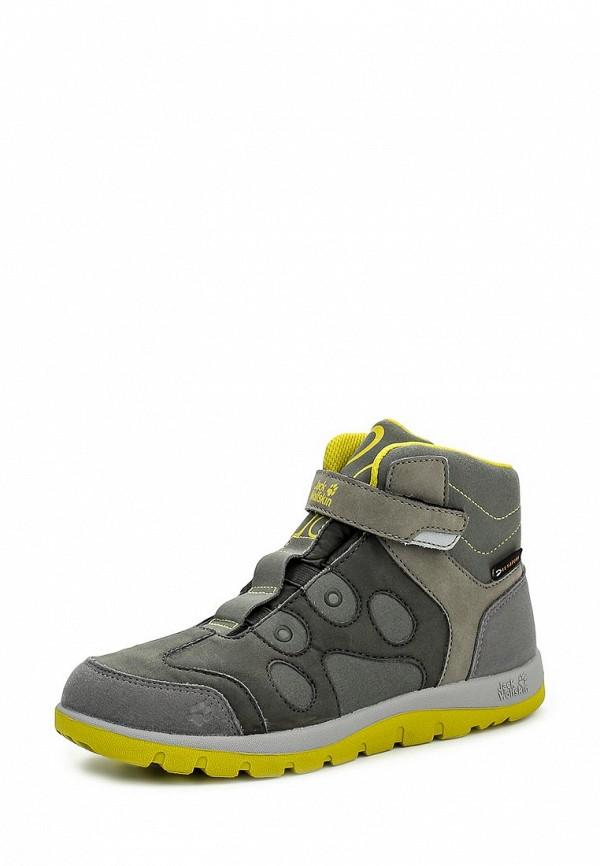 Ботинки для мальчиков Jack Wolfskin 4016782-4240