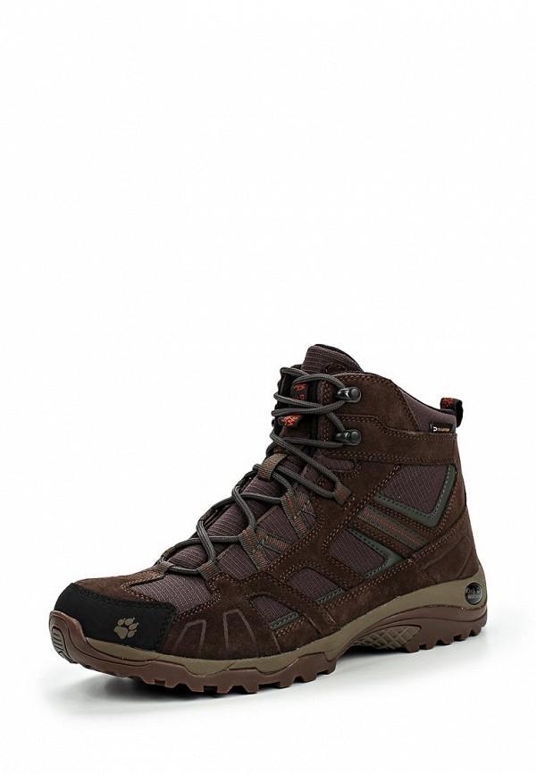 Спортивные мужские ботинки Jack Wolfskin 4011361-3720