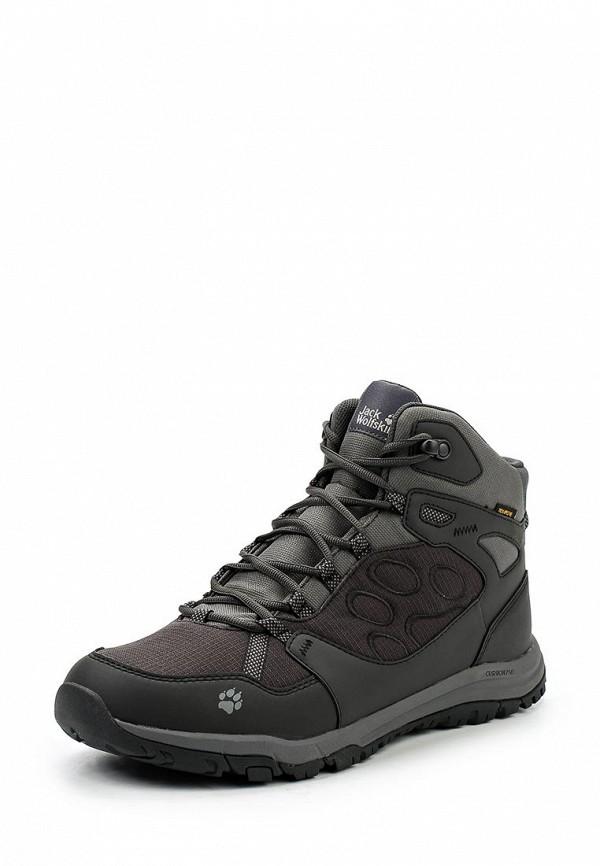 Ботинки трекинговые Jack Wolfskin Jack Wolfskin JA021AMWHZ56 ботинки jack wolfskin ботинки akka texapore mid b