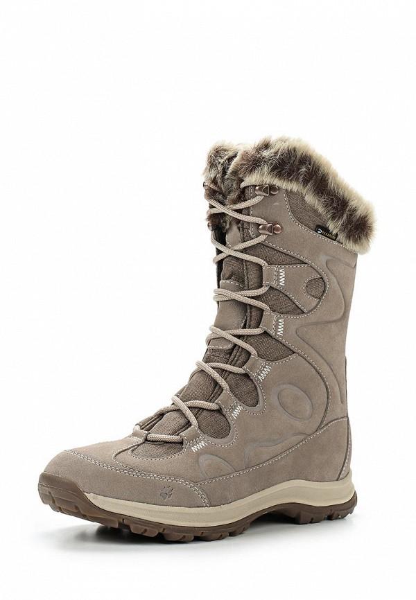 Ботинки Jack Wolfskin Jack Wolfskin JA021AWWHZ59 ботинки трекинговые jack wolfskin jack wolfskin ja021amwhz55