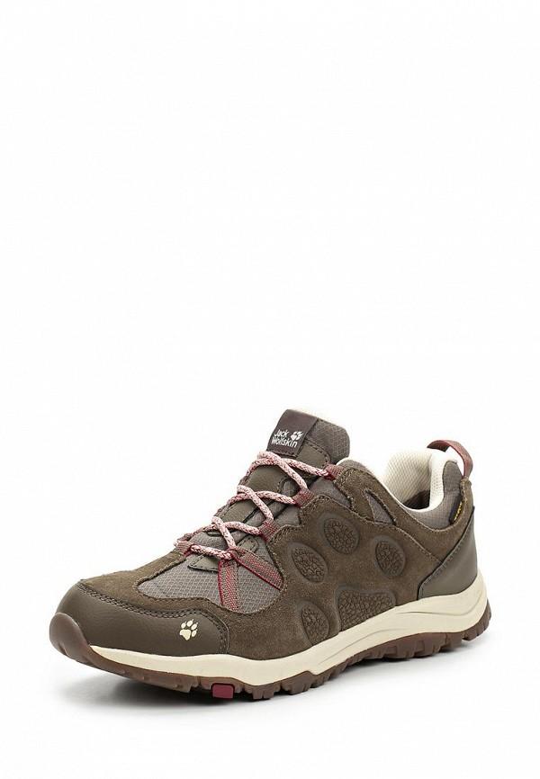 Ботинки трекинговые Jack Wolfskin Jack Wolfskin JA021AWWHZ62 ботинки jack wolfskin jack wolfskin ja021awwhz60