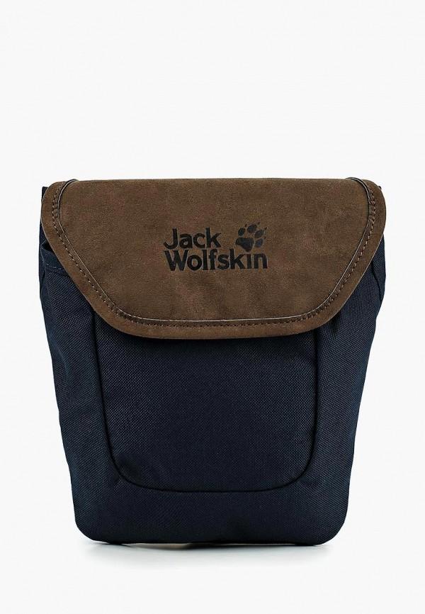 Сумка поясная Jack Wolfskin Jack Wolfskin JA021BUPDP46 рубашка jack wolfskin jack wolfskin ja021ewpdq62