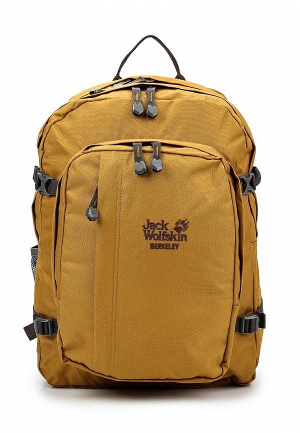 Рюкзак Jack Wolfskin. Цвет: коричневый