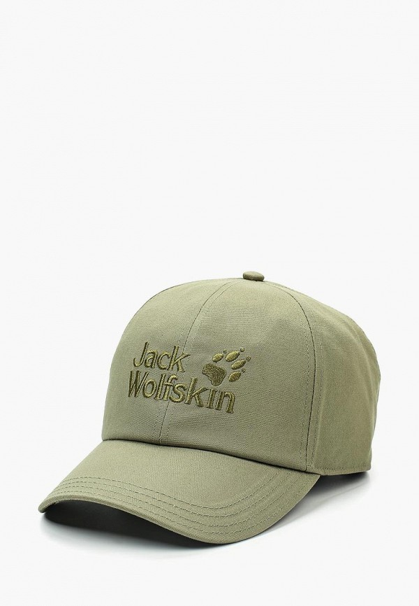 Бейсболка Jack Wolfskin Jack Wolfskin JA021CUPDG64 рубашка jack wolfskin jack wolfskin ja021ewpdq62