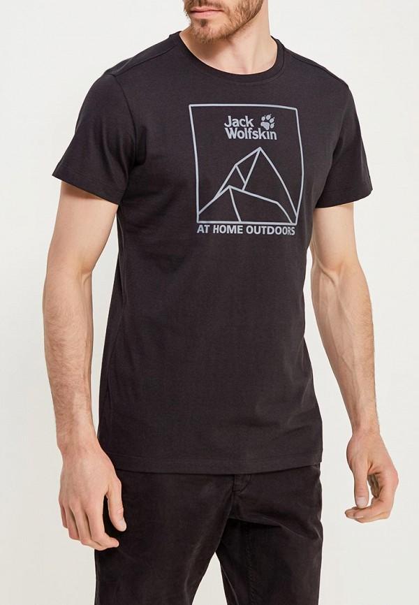 Футболка Jack Wolfskin Jack Wolfskin JA021EMAOOW0 футболка jack wolfskin футболка crosstrail t women