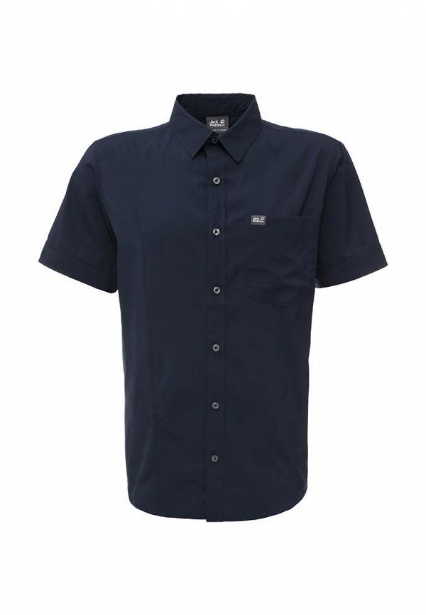 Рубашка с коротким рукавом Jack Wolfskin 1401692-1010