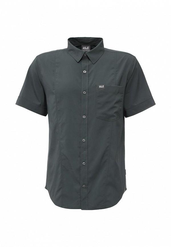 Рубашка с коротким рукавом Jack Wolfskin 1401692-6037
