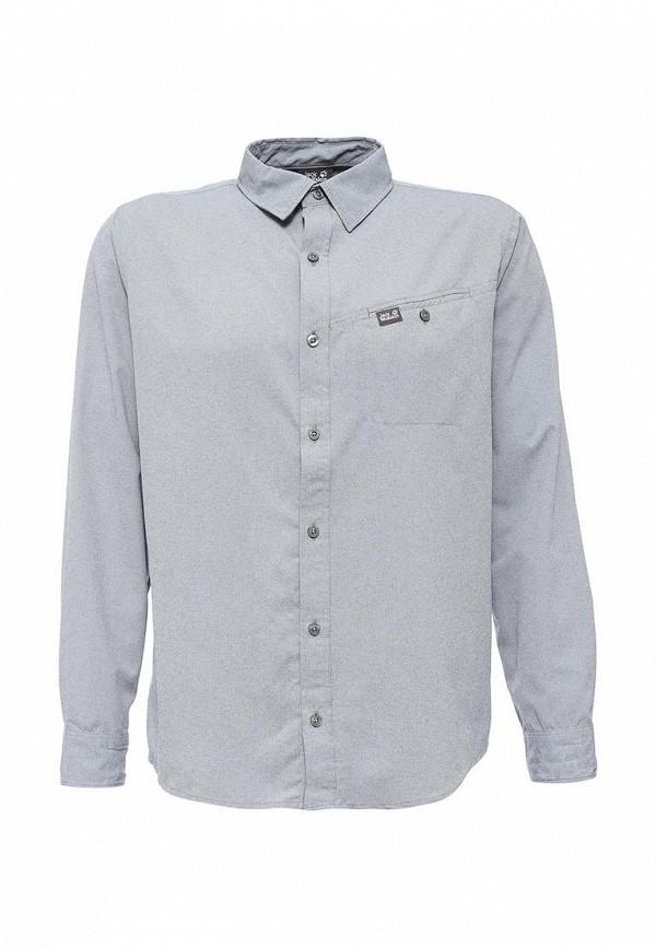 Рубашка с длинным рукавом Jack Wolfskin 1401881-1010