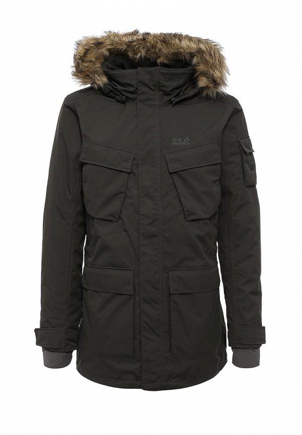 Утепленная куртка Jack Wolfskin 1107671-6131