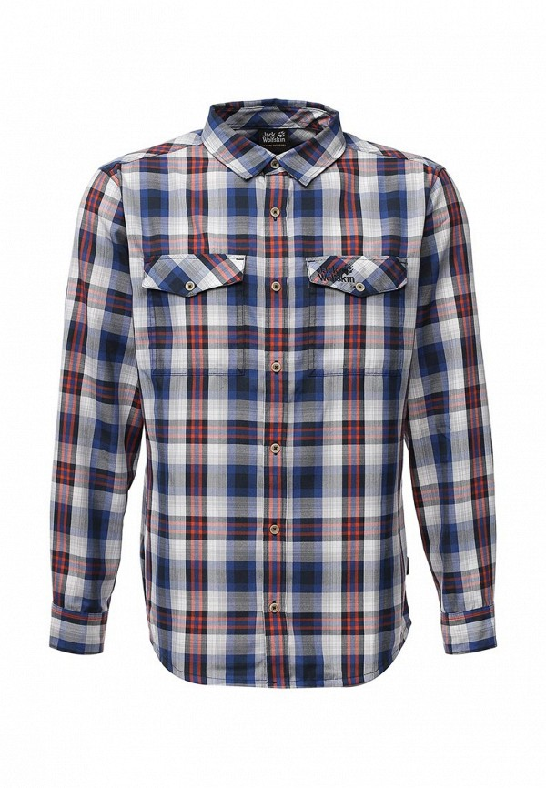 Рубашка с длинным рукавом Jack Wolfskin 1402071-7630