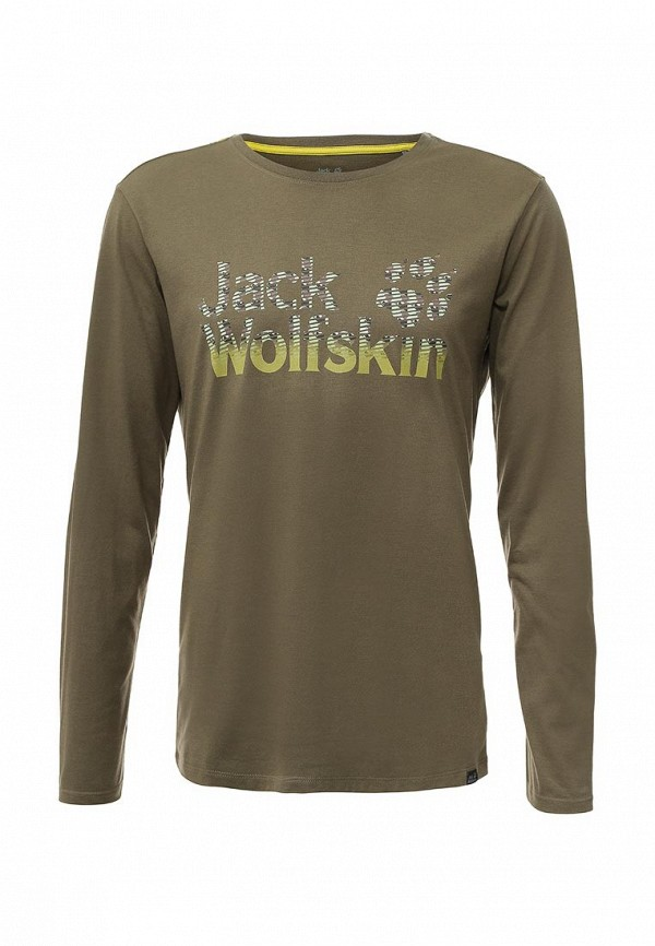 Футболка с длинным рукавом Jack Wolfskin 1804781-5033