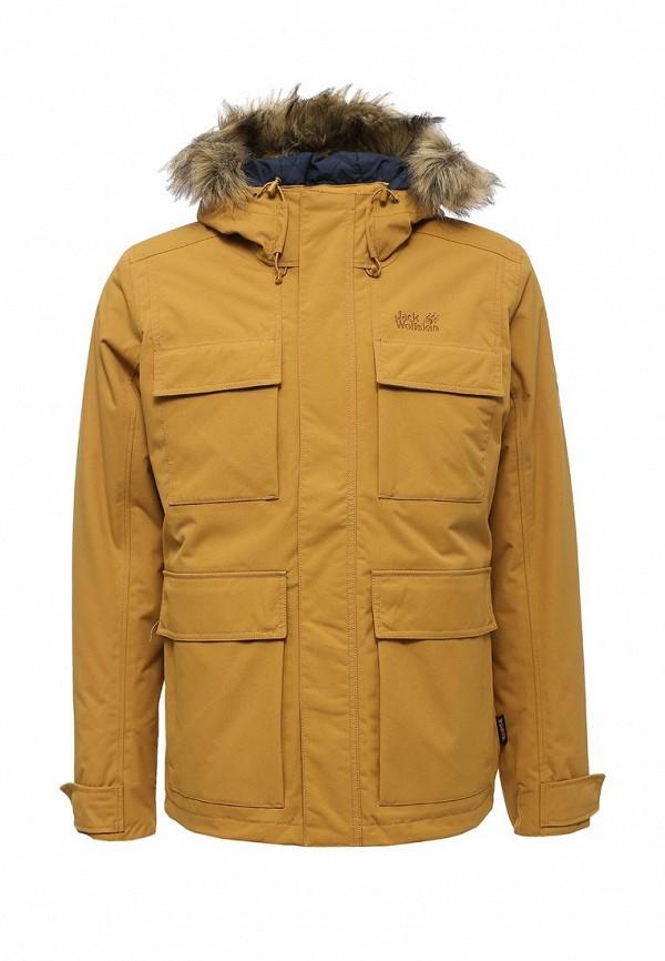 Фото Куртка утепленная Jack Wolfskin. Купить с доставкой