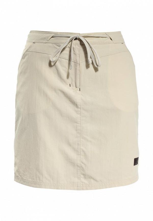 Прямая юбка Jack Wolfskin 1502911-5017