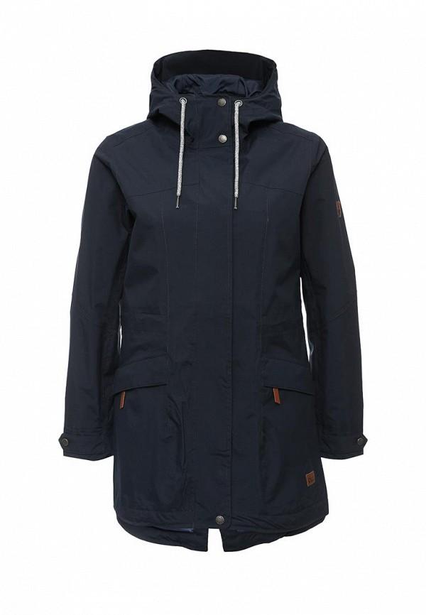 Утепленная куртка Jack Wolfskin 1107281-1010