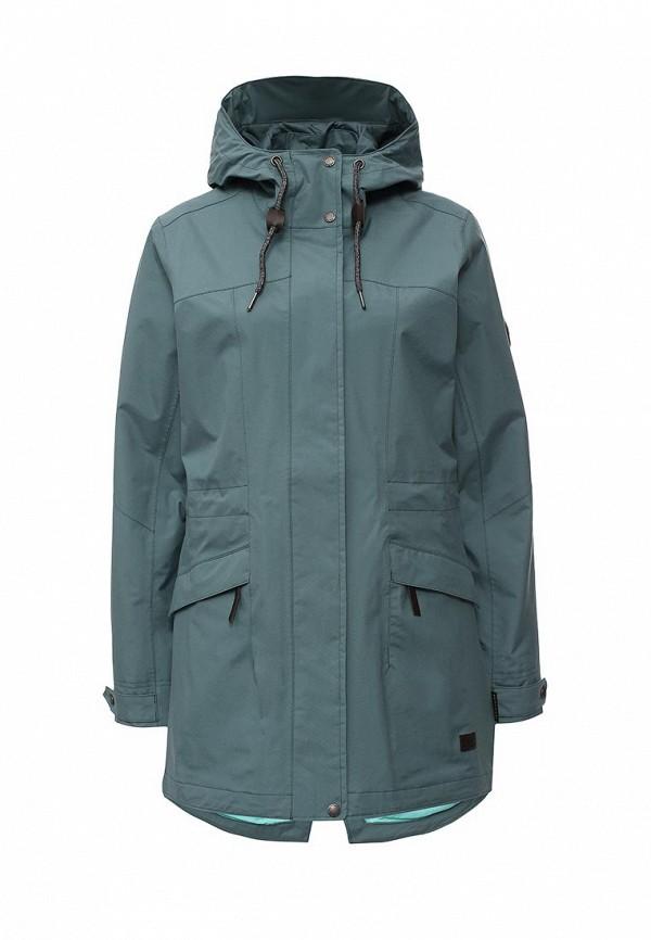 Утепленная куртка Jack Wolfskin 1107281-1159