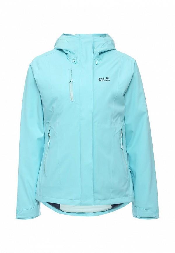 Утепленная куртка Jack Wolfskin 1107851-1044