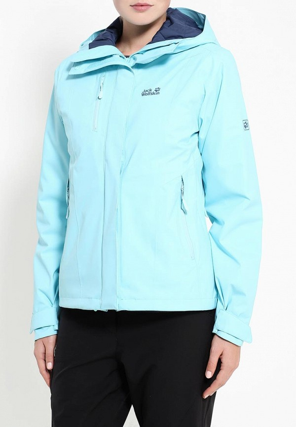 Утепленная куртка Jack Wolfskin 1107851/1044