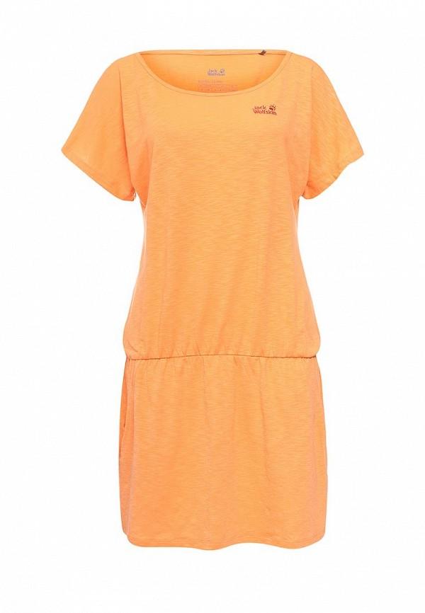 Платье Jack Wolfskin Jack Wolfskin JA021EWPDR01 платье jack wolfskin wahia dress цвет коралловый 1502892 2043 размер xl 50 52