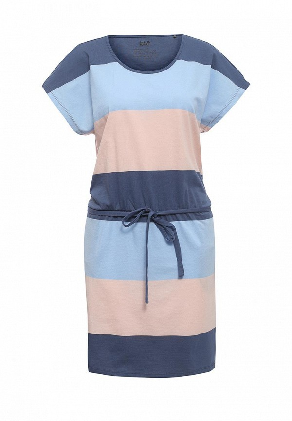 Платье Jack Wolfskin Jack Wolfskin JA021EWPDR04 носки jack wolfskin носки casual organic inside cut 2x