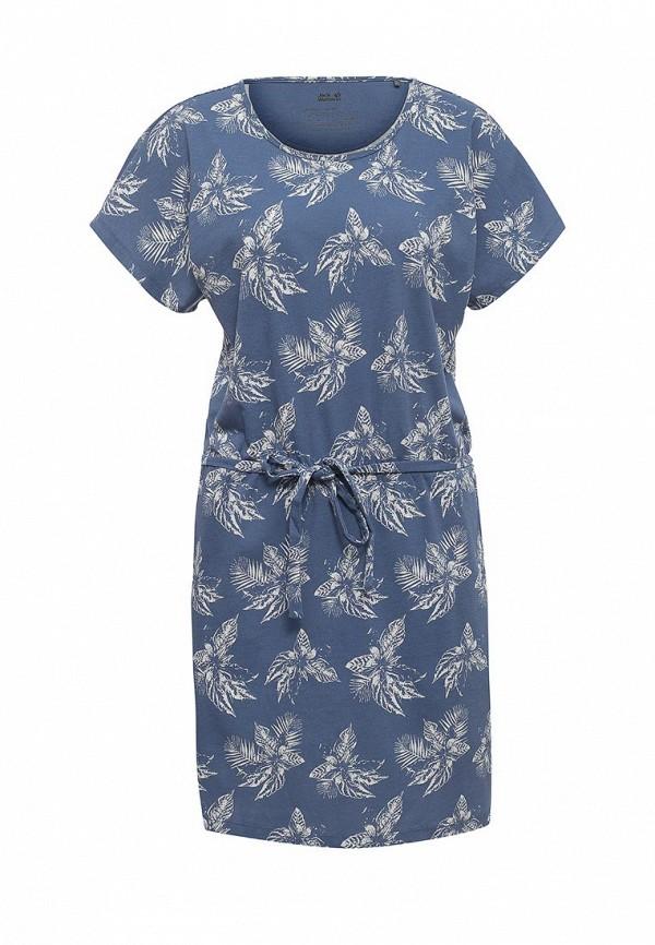 Повседневное платье Jack Wolfskin 1504301/7863