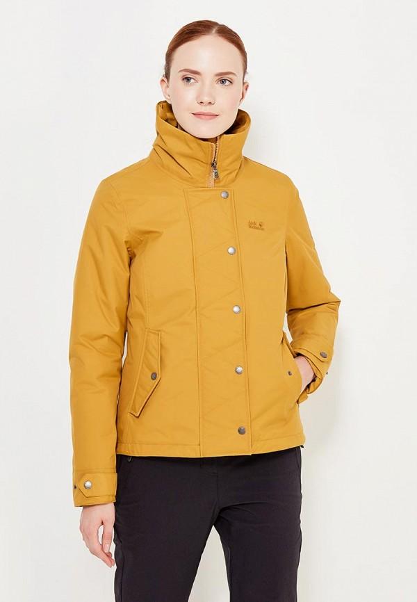 Куртка утепленная Jack Wolfskin Jack Wolfskin JA021EWWHZ08 куртки jack wolfskin куртка coastal wave kids
