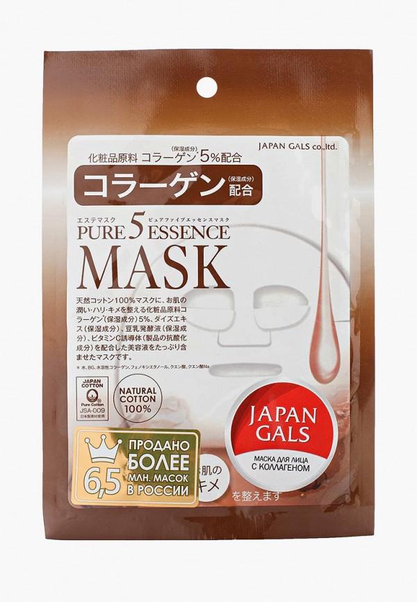 Фото Маска для лица Japan Gals. Купить с доставкой