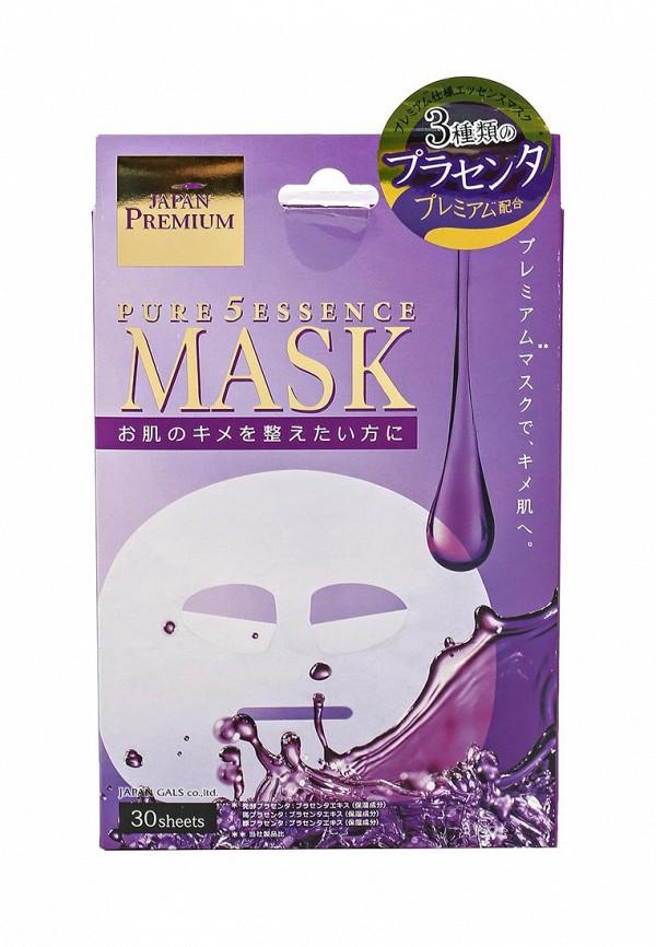Комплект масок для лица Japan Gals Japan Gals JA022LWBI641
