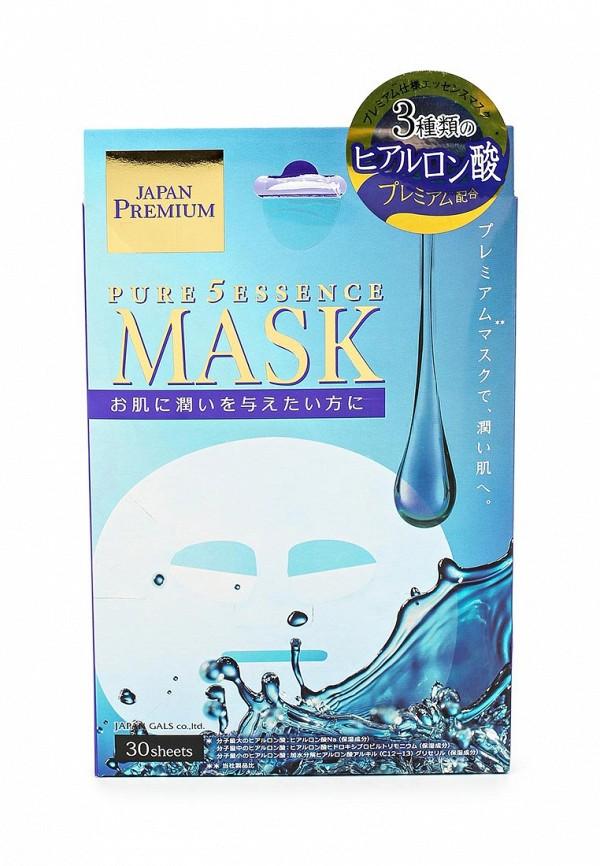 цена на Комплект масок для лица Japan Gals Japan Gals JA022LWBZ380