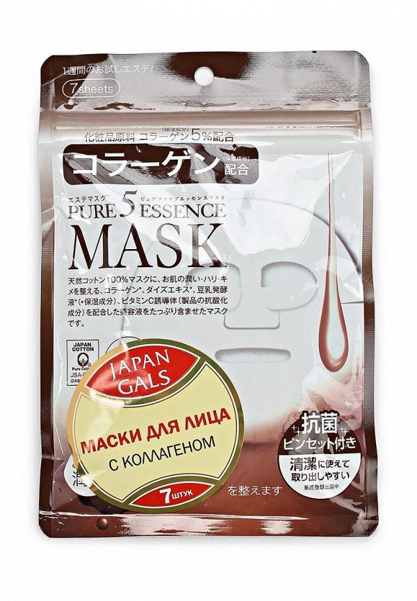 цена на Комплект масок для лица Japan Gals Japan Gals JA022LWCWC78
