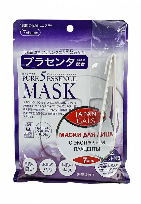 Набор масок для лица Japan Gals Japan Gals JA022LWFXC27