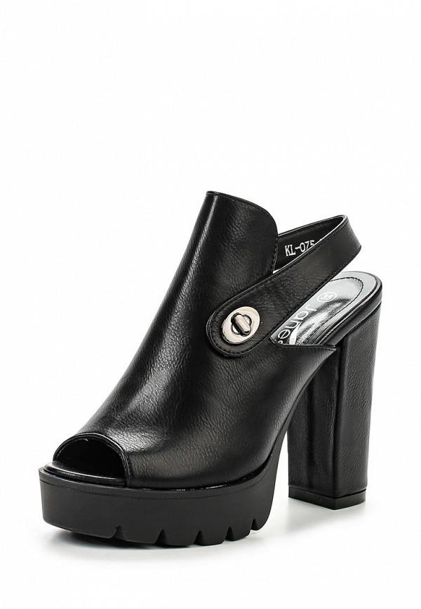 Босоножки на каблуке Janessa F18-B-KL075