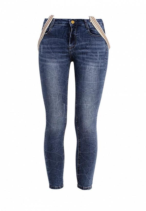 Зауженные джинсы Jack & Berry R33-JK872