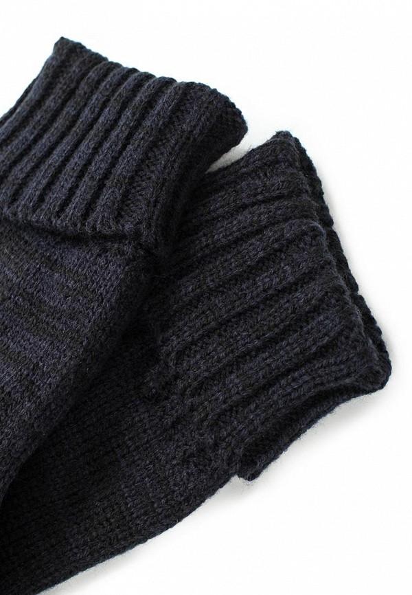 Фото 2 - Перчатки Jack & Jones синего цвета