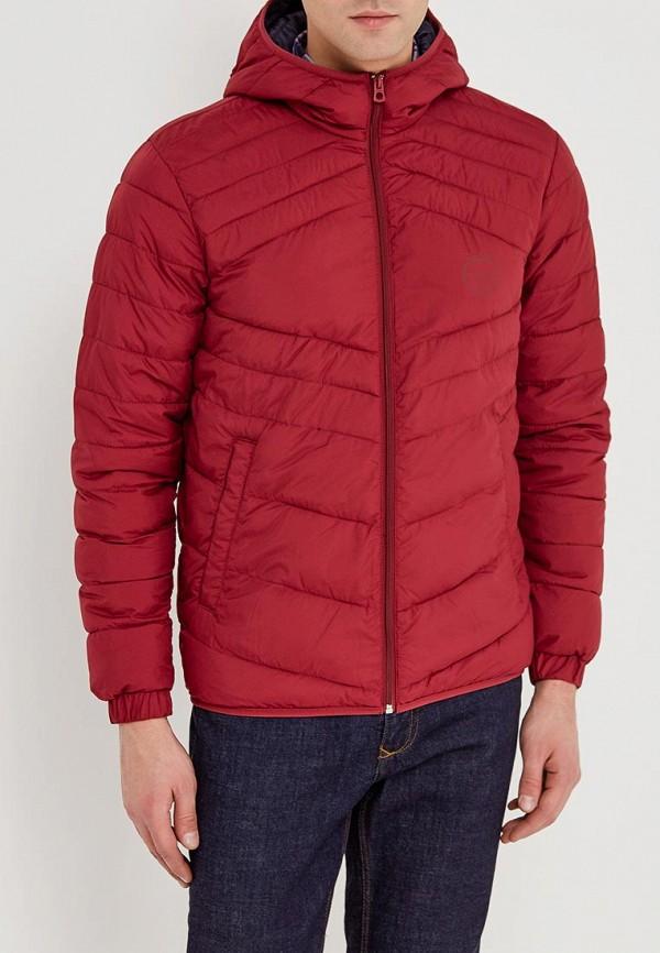 Купить Куртка утепленная Jack & Jones, JA391EMAFVC8, бордовый, Весна-лето 2018