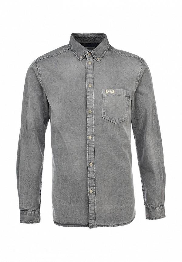 Купить Рубашку Jack & Jones серого цвета