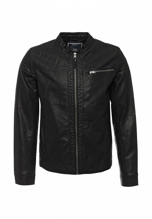 Кожаная куртка Jack & Jones 12101084