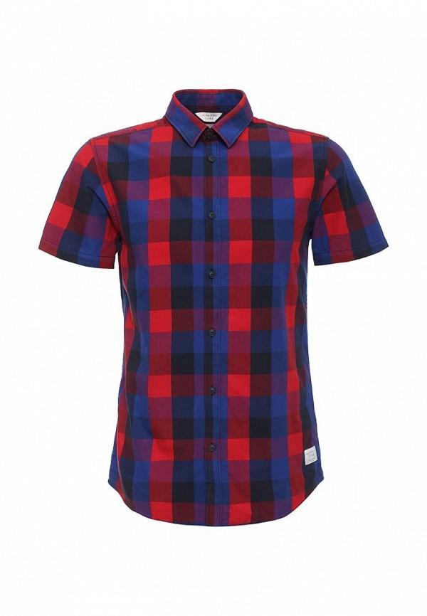 Рубашка с коротким рукавом Jack & Jones 12102234