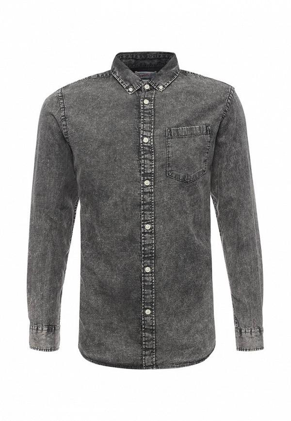Рубашка джинсовая Jack & Jones Jack & Jones JA391EMOPO70 рубашка джинсовая jack