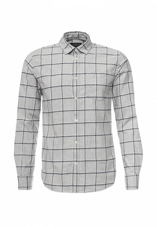 Фото - Рубашку Jack & Jones серого цвета