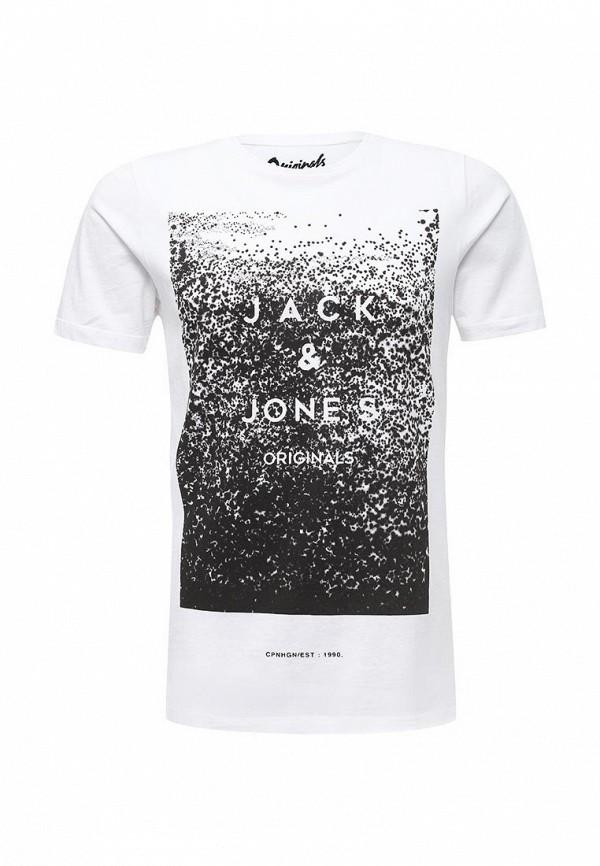 Футболка Jack & Jones Jack & Jones JA391EMQMW77 футболка jack & jones jack & jones ja391emqmx85
