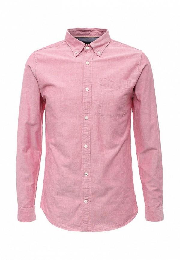 Фото - Рубашку Jack & Jones розового цвета
