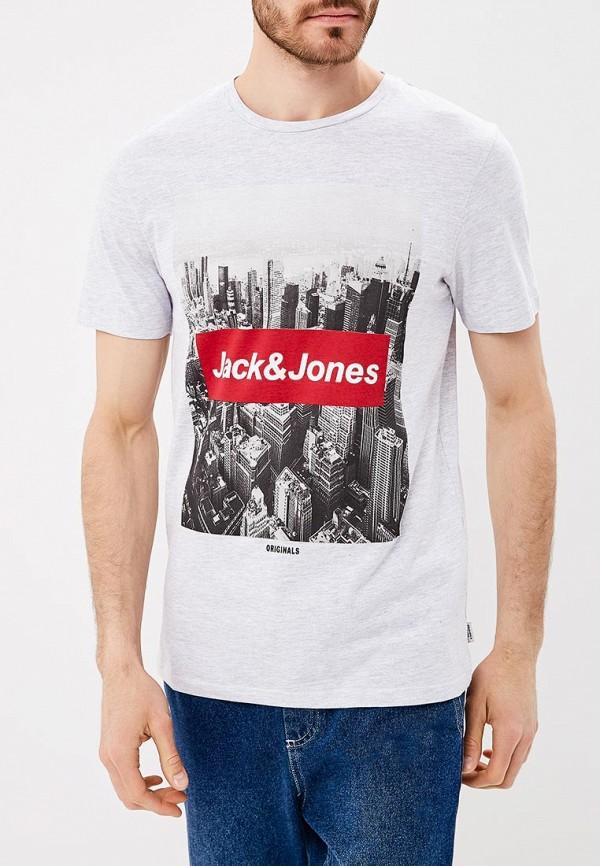 Футболка Jack & Jones Jack & Jones JA391EMZJX47 браслеты mr jones bns103
