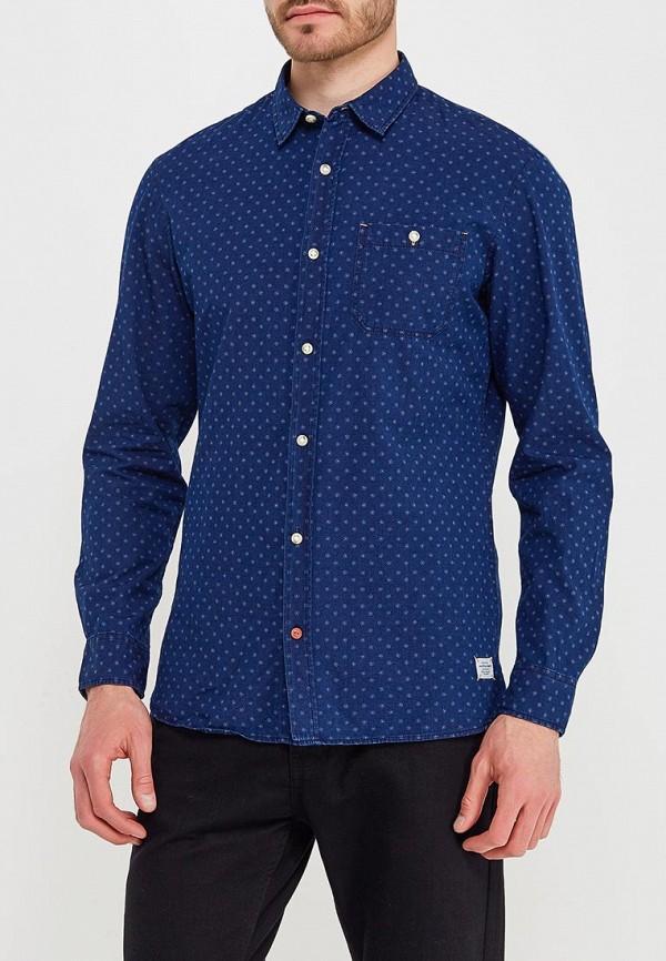Рубашка джинсовая Jack & Jones Jack & Jones JA391EMZJX80 at p co рубашка джинсовая атипико franciacpb33 0915 синий 42