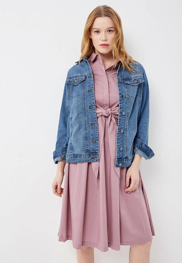 Куртка джинсовая Jacqueline de Yong Jacqueline de Yong JA908EWAPIC1 блуза jacqueline de yong jacqueline de yong ja908ewujb68