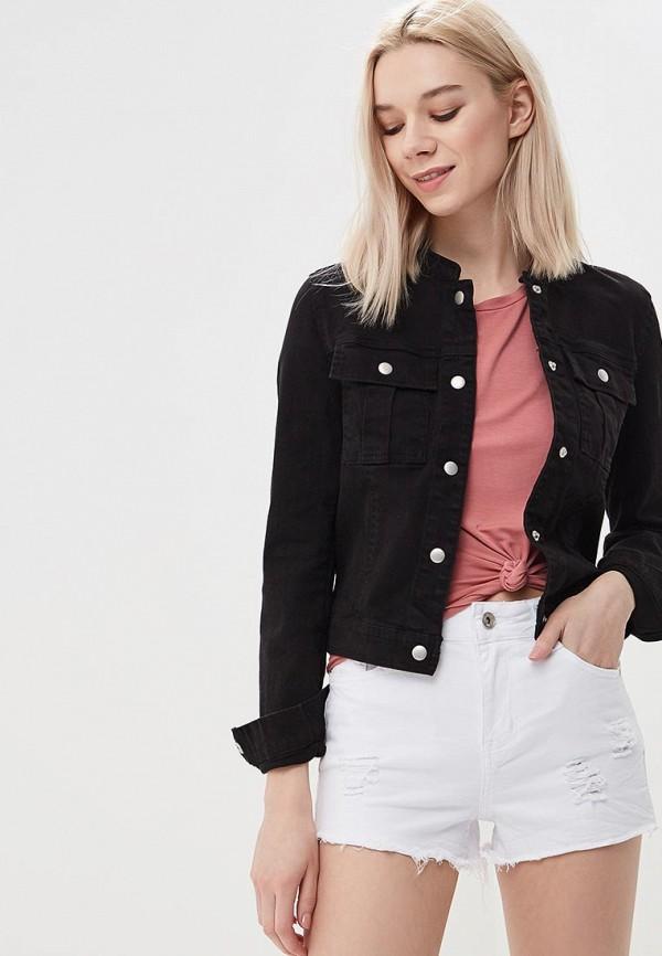 Куртка джинсовая Jacqueline de Yong Jacqueline de Yong JA908EWAPIF9 куртка утепленная jacqueline de yong jacqueline de yong ja908ewzny74